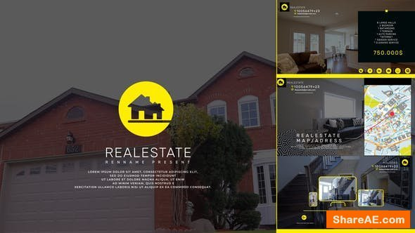 Videohive Real Estate Modern