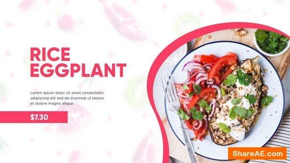 Videohive Gastro - Restraunt Food Menu Promo