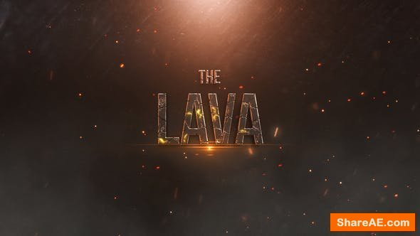 Videohive Lava | Trailer Titles