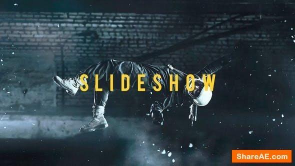 Videohive Glitch Slideshow - Premiere Pro