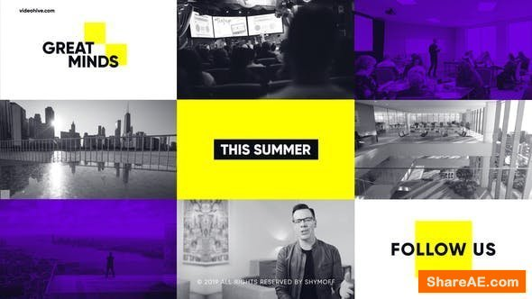 Videohive Modern Meetup Promo