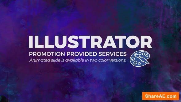 Videohive Illustrator Promo