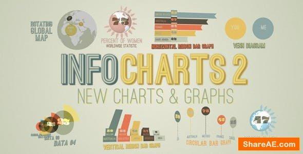 Videohive InfoCharts 2
