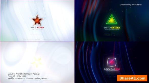 Videohive Silky Premium Logo Reveal