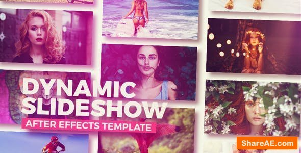 Videohive Dynamic Slideshow 20802510