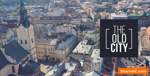 Videohive The Old City
