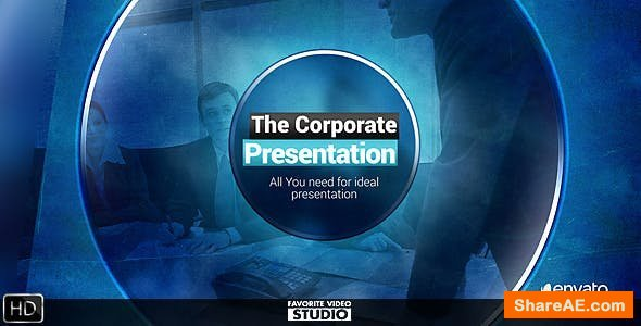 Videohive Favorite Corporate Presentation