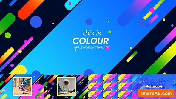 Videohive Colour - Final Cut Pro
