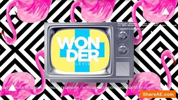 Videohive Wonder Television - Final Cut Pro
