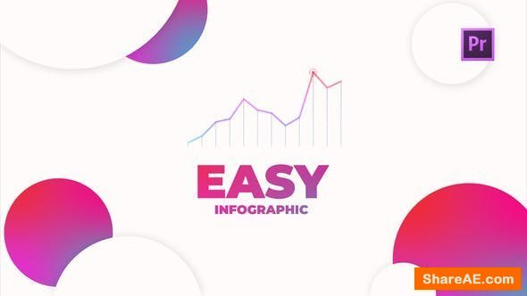 Videohive Easy Infographic For Premiere