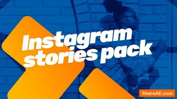 Videohive Instagram bundle - Motion Titles library