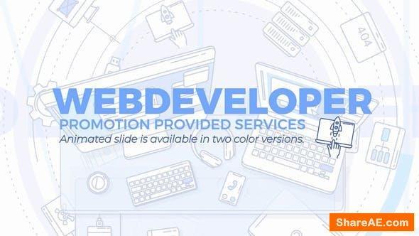 Videohive Web Developer Promo