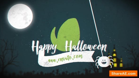 Videohive Halloween 18458015