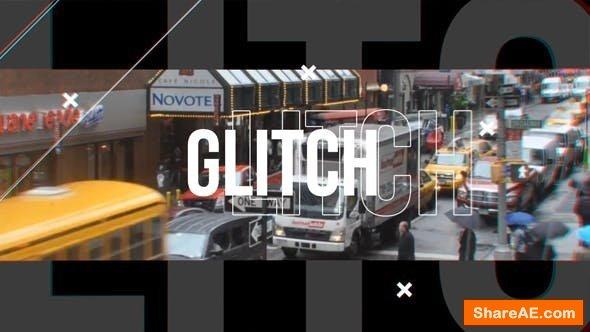 Videohive Dynamic Glitch Opener 15482840