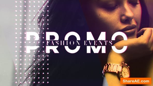 Videohive Fashion Event