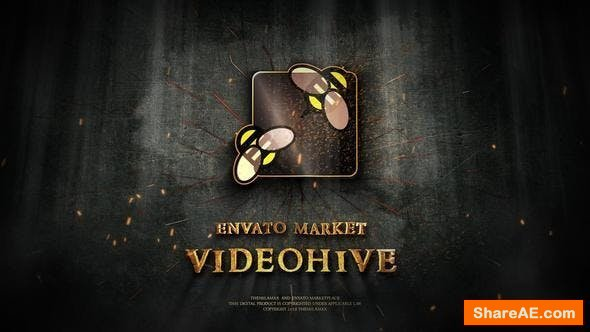 Videohive Epic Logo Reveal 21618775