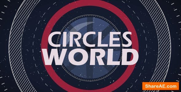 Videohive Circle World