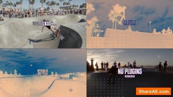 Videohive Urban Glitch Opener - Final Cut Pro
