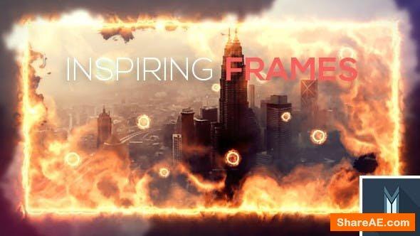 Videohive Inspiring Frames