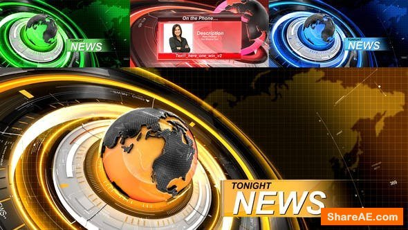Videohive News - Package 19761693