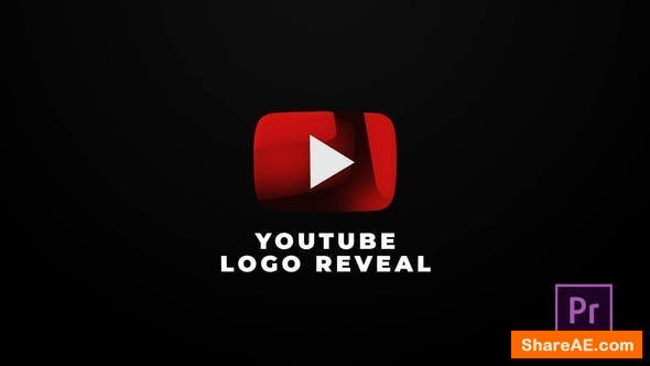 Videohive Youtube Logo Reveal 24606047 - Premiere Pro