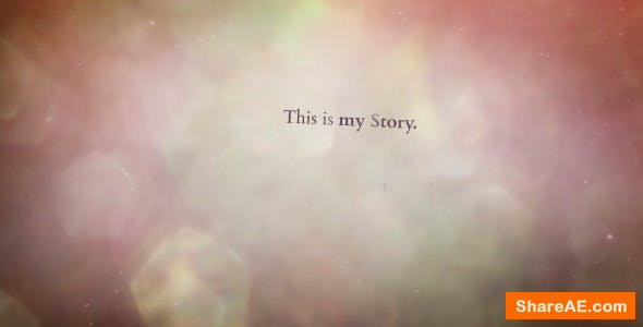 Videohive Tell Your Story