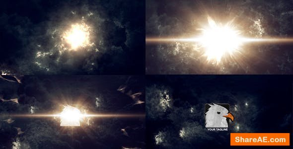 Videohive Dark Cinematic Opener 9510856