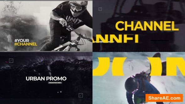 Videohive Channel Openers