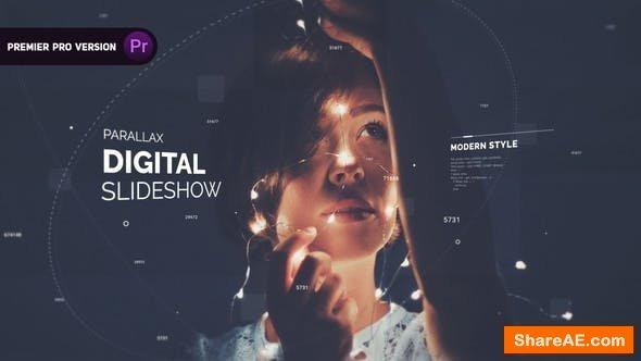 Videohive Digital Opener - Premiere Pro