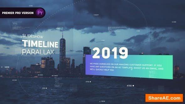 Videohive Timeline Parallax - Premiere Pro