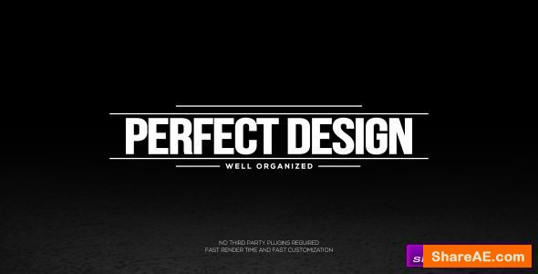 Videohive Clean Titles Pack