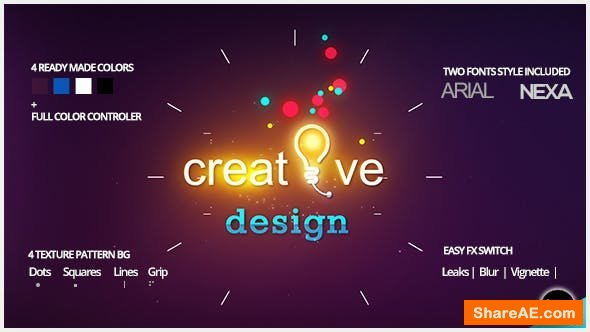Videohive Creative Agency Opener