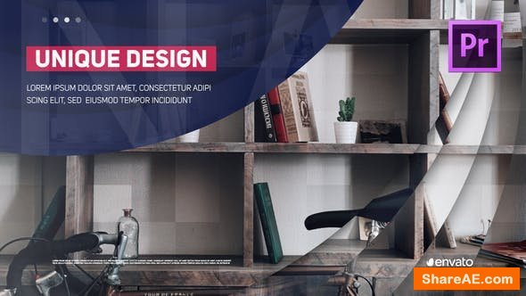 Videohive Corporate Presentation - Premiere Pro