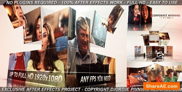 Videohive Corporate Morning