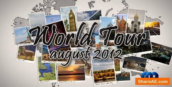 Videohive World Tour