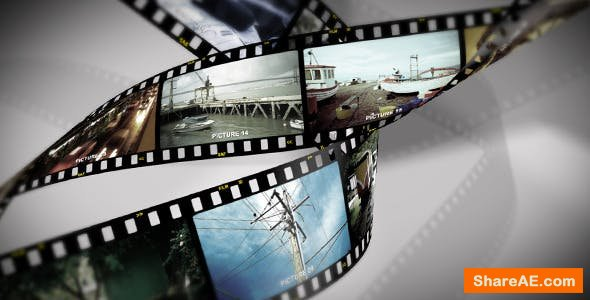 Videohive Film Rolling