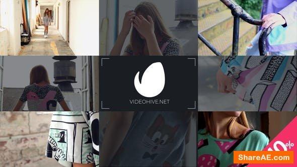 Videohive Fashion Opener 20796088