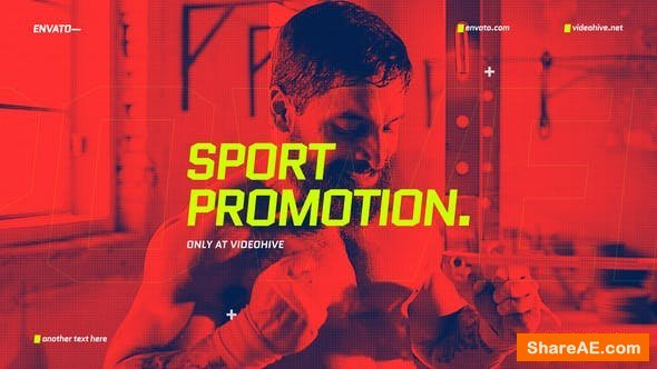 Videohive Sport Promo Opener 24678743