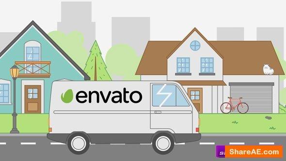 Videohive Delivery Service