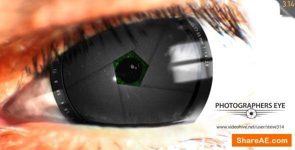 Videohive Photographers Eye Logo