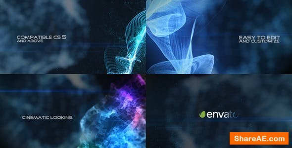 Videohive Abstract Colorfull Opener