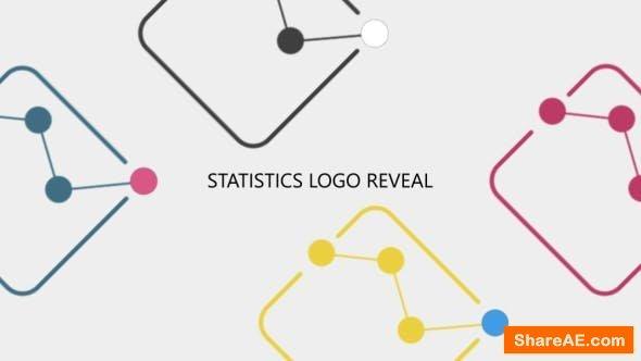 Videohive Statistics Logo Reveal