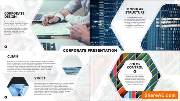 Videohive Corporate Presentation 21094276