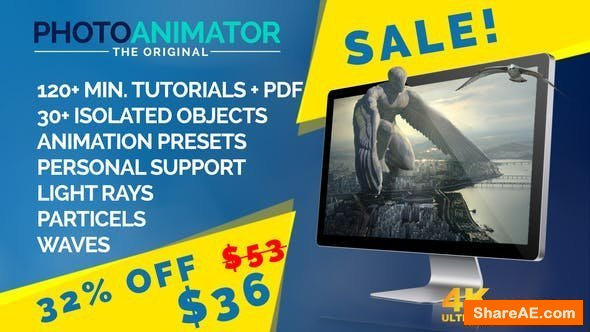 Photo Animator V6 - Videohive