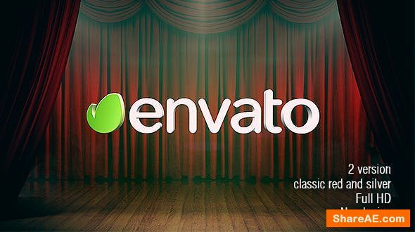 Videohive Curtains Classic