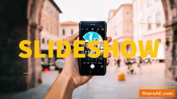 Videohive Modern Urban Slideshow - Premiere Pro