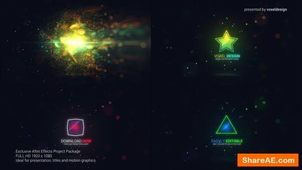 Videohive EXPLODE Premium Logo Reveal