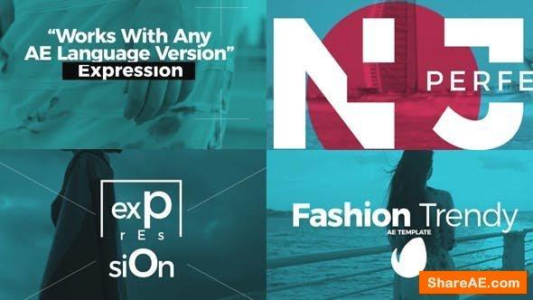 Videohive Fashion Trendy