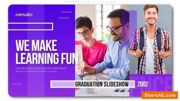 Videohive Graduation Slideshow