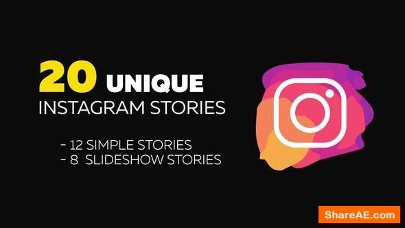 Videohive Instagram Stories 23362044